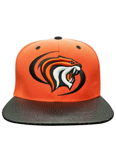 University of the Pacific Tigers Powercat Study Break Snapback [Limited Edition] Cap Hat by Zeus Collegiate