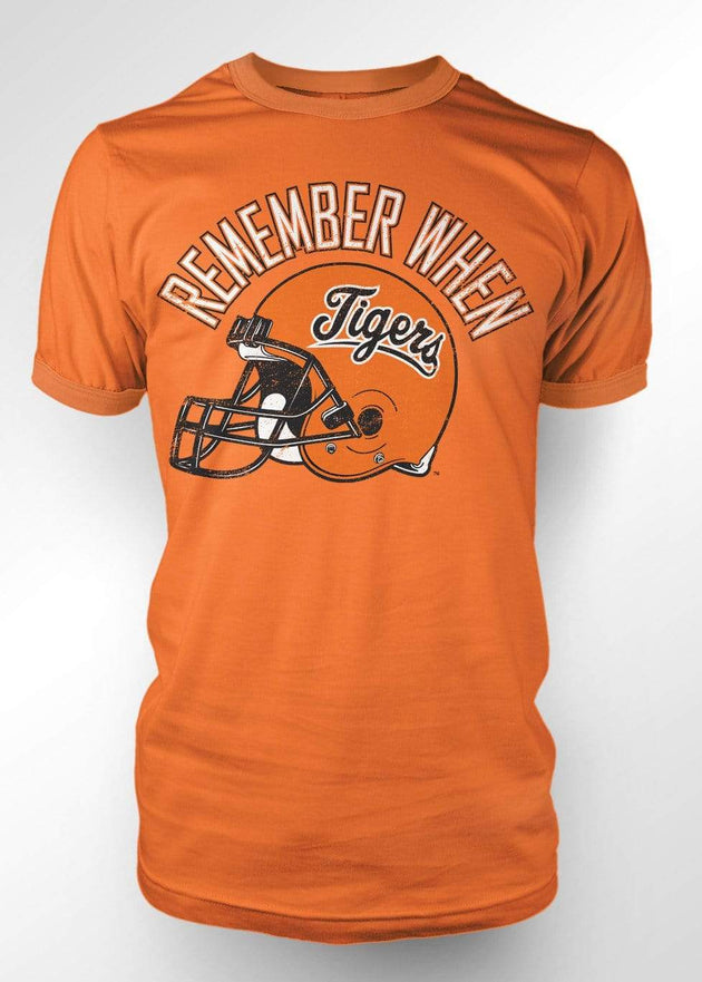University of the Pacific Tigers Remember When T-Shirt by Zeus Collegiate