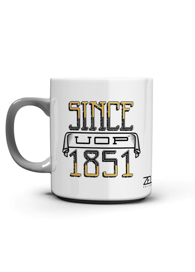 University of the Pacific Tigers Since 1851 Mug by Zeus Collegiate