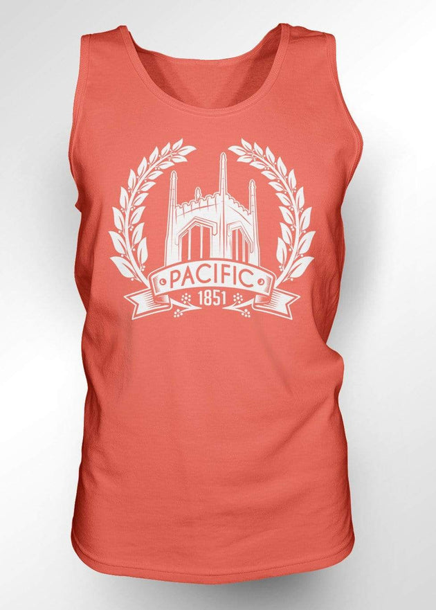 University of the Pacific Tigers The Ivy Tank Top by Zeus Collegiate