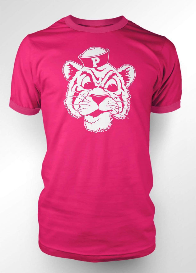 University of the Pacific Tigers Tommy Tiger Logo T-Shirt by Zeus Collegiate