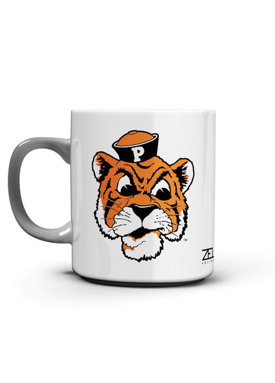 University of the Pacific Tigers Tommy Tiger Mug by Zeus Collegiate