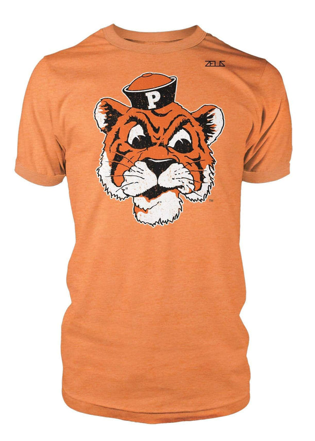 University of the Pacific Tigers Tommy Tiger T-Shirt by Zeus Collegiate
