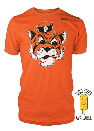 University of the Pacific Tigers Tommy Tiger Youth T-Shirt by Zeus Collegiate