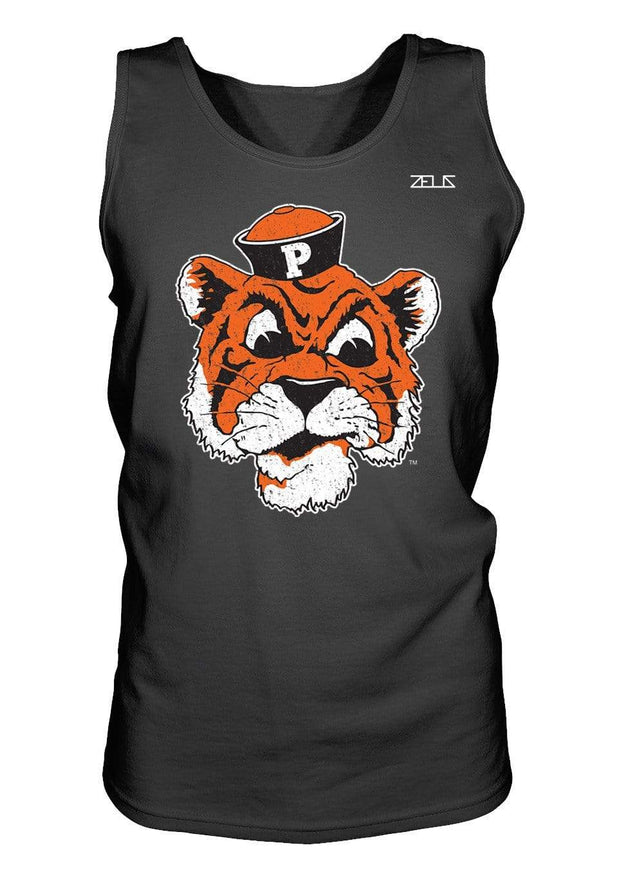 University of the Pacific Tigers Tommy Tiger Tank Top by Zeus Collegiate