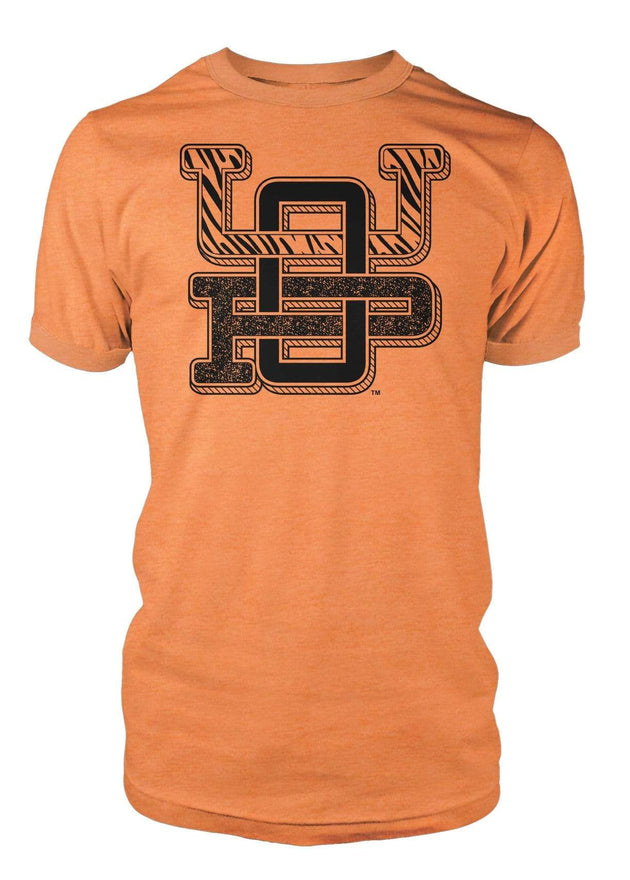 University of the Pacific Tigers UOP Monogram T-Shirt by Zeus Collegiate