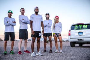 Man vs. Heat: ERA3's Mosi Smith takes on the hottest Badwater Ultramarathon in history