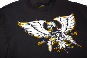 GONZO T-SHIRT - BLACK