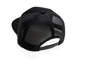 GONZO FOAM TRUCKER HAT - BLACK