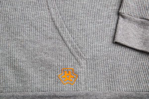 VICTORY THERMAL ZIP-UP - GRAY