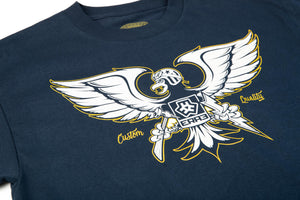 GONZO T-SHIRT - NAVY