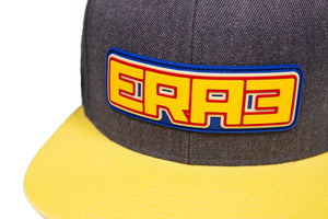 '76 RWB OUTLINE HAT - YELLOW