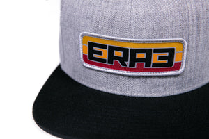 '76 FONT & STRIPES HAT - GREY