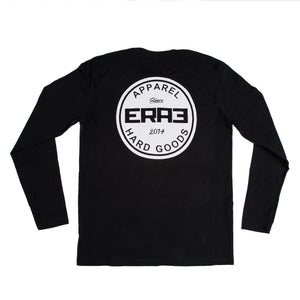 VICTORY LONG-SLEEVE - BLACK
