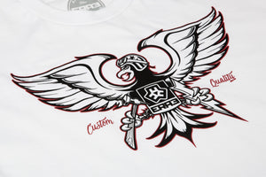 GONZO T-SHIRT - WHITE