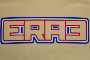 '76 RWB OUTLINE TEE - YELLOW