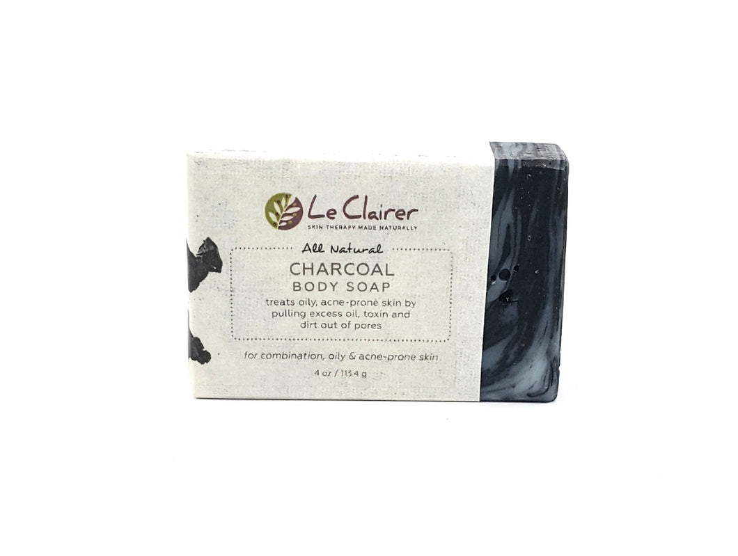 Charcoal Soap -For Oily Skin