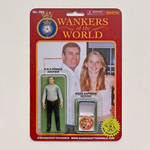 WOTW Action Figure - Prince Andrew