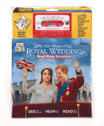 Royal Wedding Read-Along Storytime