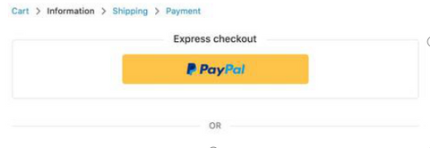 Payment way from Mango