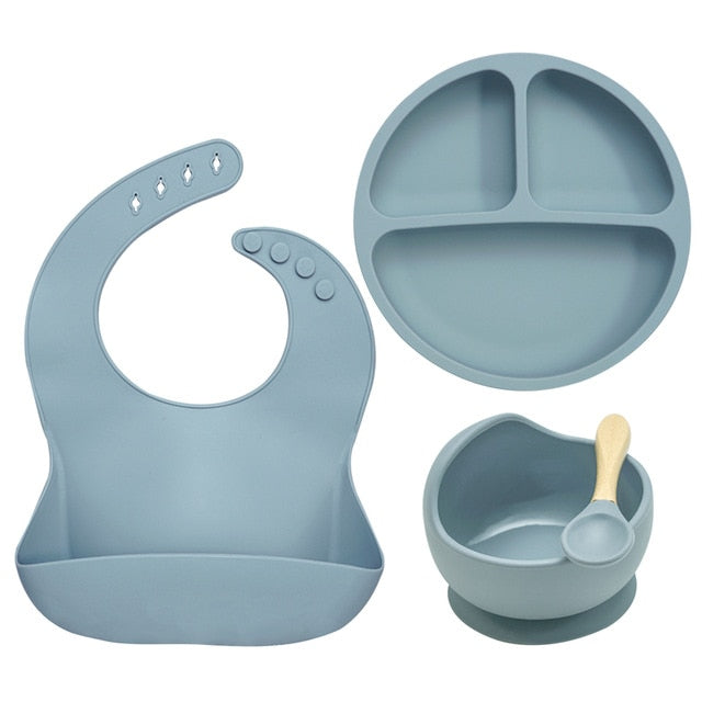 Baby Self Feeding Set