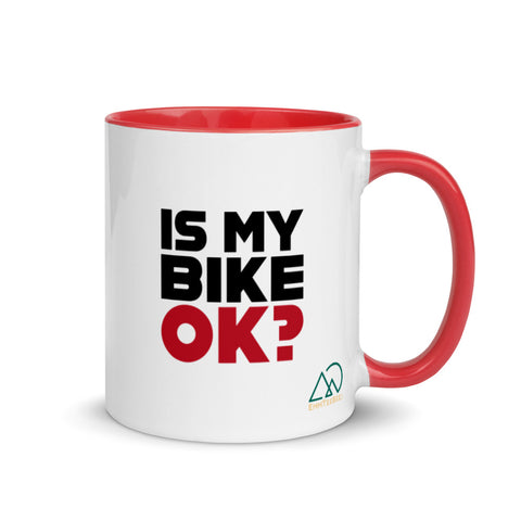 Is my bike OK? Mug