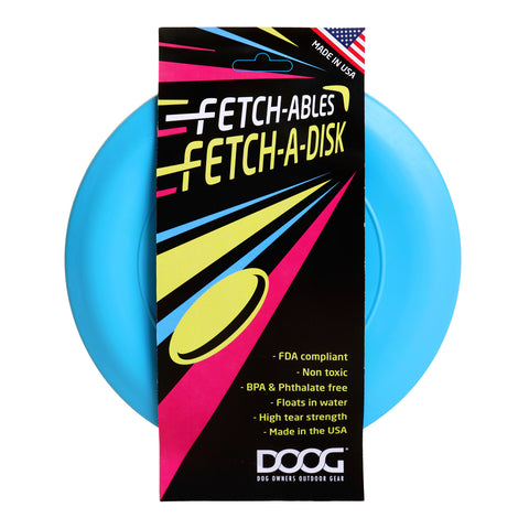 The Fetchables - Fetch A Disc