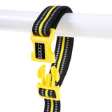 Neon 'Clip It' Neoprene Dog Lead - Bolt