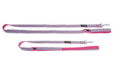 'Clip It' Neoprene Dog Lead - Luna