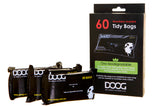 DOOG Pick up Bags (3 packs of 20)
