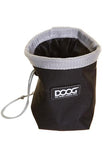 Small Good Dog Treat Pouch -  (Black)