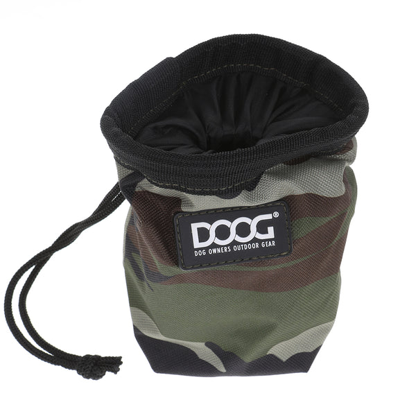 Small Good Dog Treat Pouch - Camouflage *NEW*