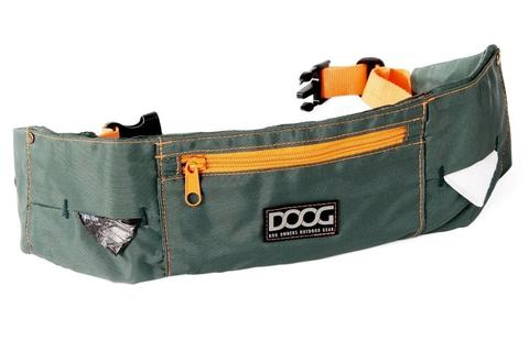 DOOG Walkie Belt - Green & Orange