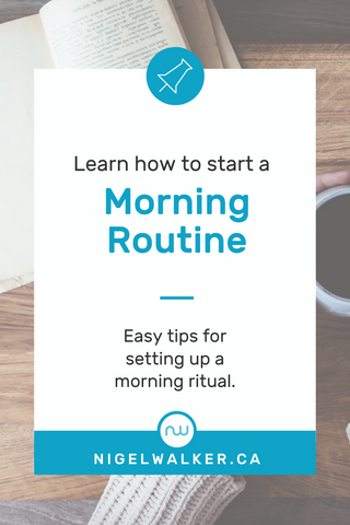 How to Start a Mindful Morning Routine