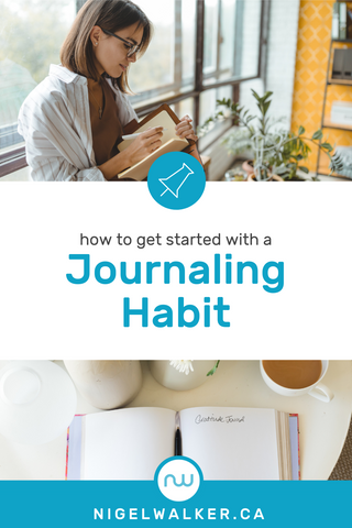 How to start a journaling habit