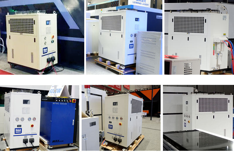 General Recirculating Chillers 5~30 ℃