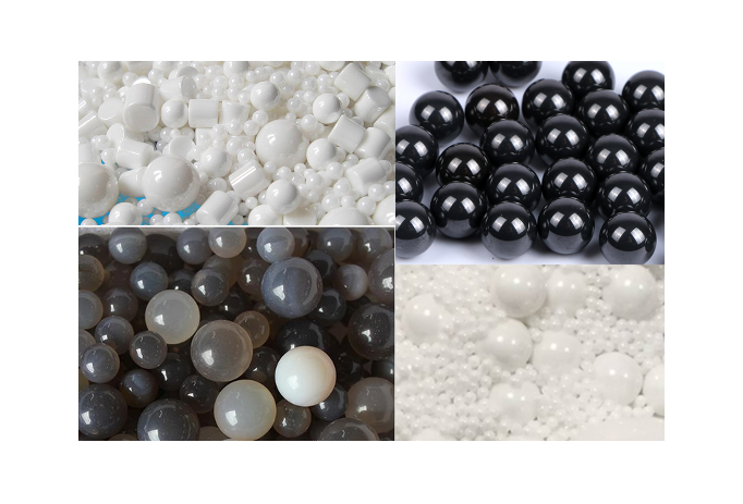 Ceramic Grinding Beads and Balls