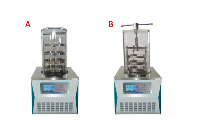 Freeze Dryer Benchtop 3kg/day -55 °C or -80 °C