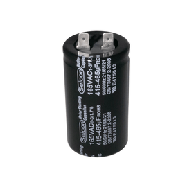465uF Start Capacitor for 3/4 HP – 1 HP Painted 56 Frame & C-Face Motors