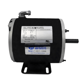 Elite 3/4 HP Painted Boat Lift Motor