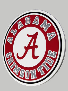 Alabama Crimson Tide Wall Plaque - EXTRA LARGE