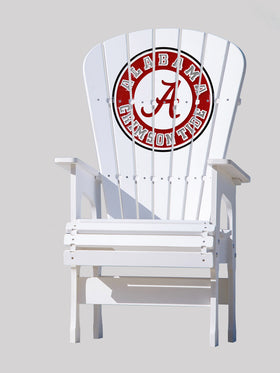 High Top Patio Chair - University of Alabama Crimson Tide