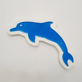 Dolphin Wall Plaque