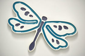 Dragon Fly Wall Plaque