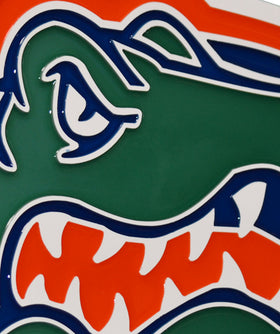 Florida Gator Wall Plaque - EXTRA LARGE