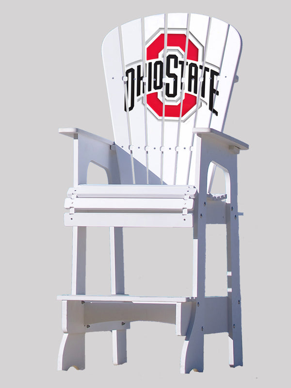 Outdoor Patio Lifeguard Chair - The Ohio State University