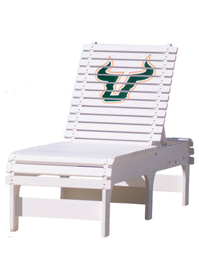 Outdoor Patio Chaise Lounge - University of South Florida Bulls