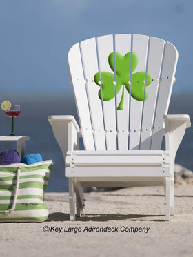 Shamrock Adirondack Chair