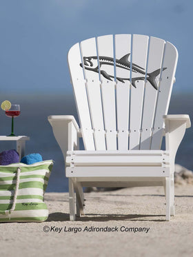 Tarpon Adirondack Chair - JM Design