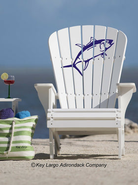 Tuna Adirondack Chair